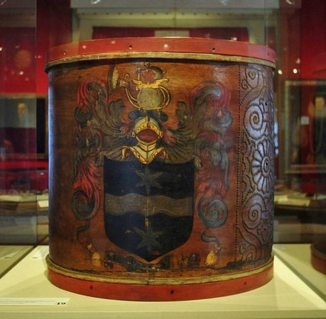 Buckland Abbey: did you hear Drake's drum