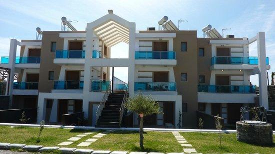 Horizon Line Villas Kiotari, Rhodes