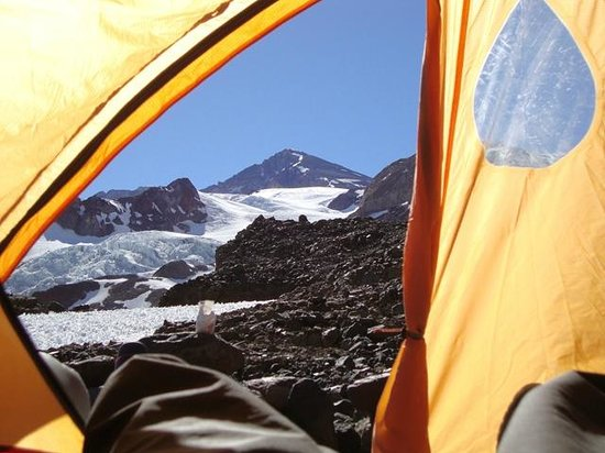 High Mountain Experience Camp In Mt Marmolejo 6100m