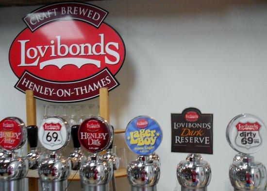 Lovibonds Brewery