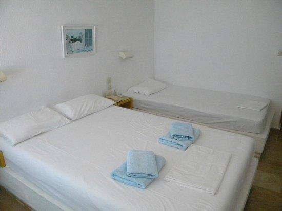 Plakias Bay Hotel: Chambre