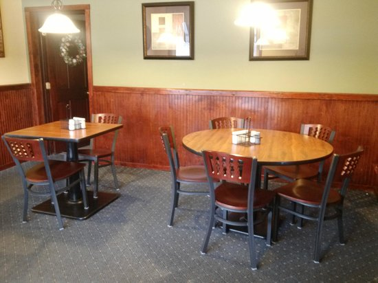 LOX of Bagels : New Chairs!