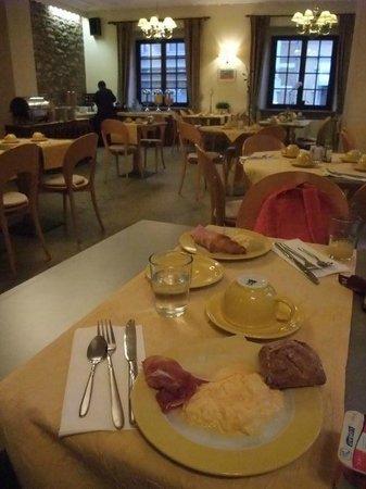 Hotel Le Chatelet: 朝食