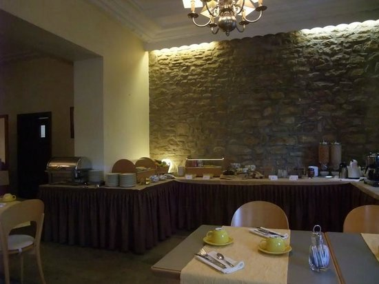 Hotel Le Chatelet: 朝食会場