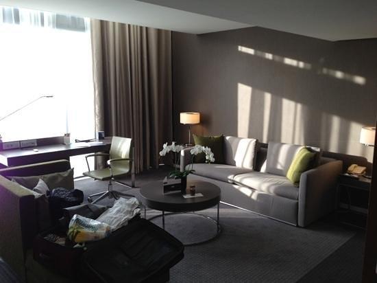 Pullman Paris Centre - Bercy: lounge