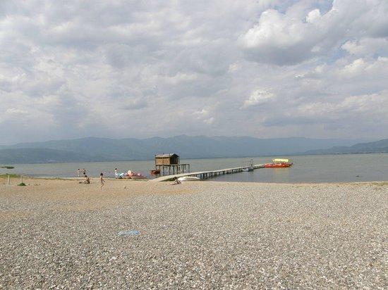 Star Dojran, Republika Macedonii: beach