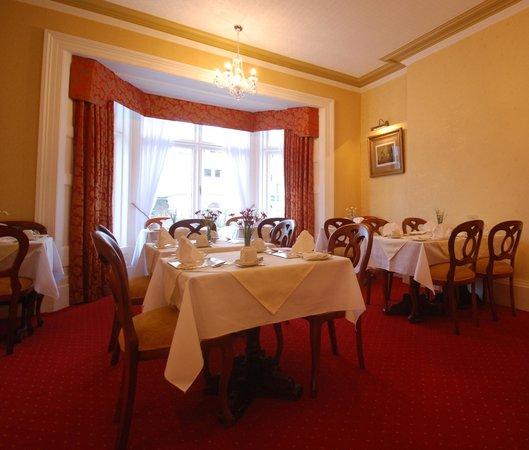 Holcombe House: Breakfast Room