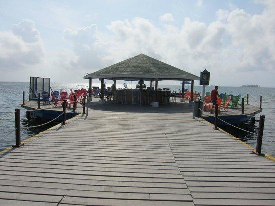Decameron Marazul: Bar do deck