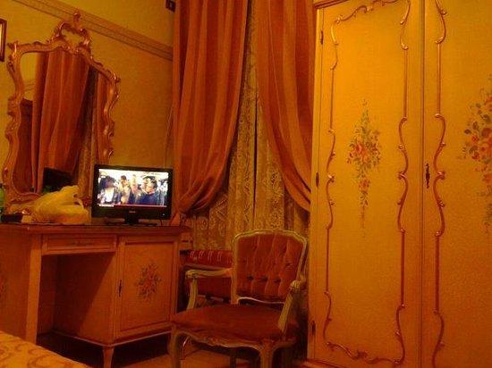 Villa San Lorenzo Maria Hotel: camera singola