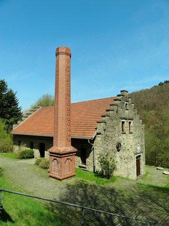 Freilichtmuseum: Dampfmahlmühle