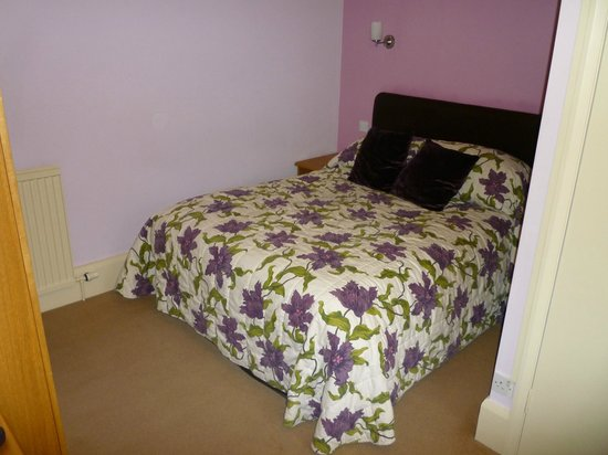 Ellerthwaite Lodge: The bed