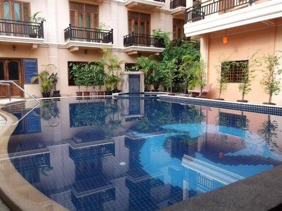 Apsara Dream Hotel: Pool of the hotel