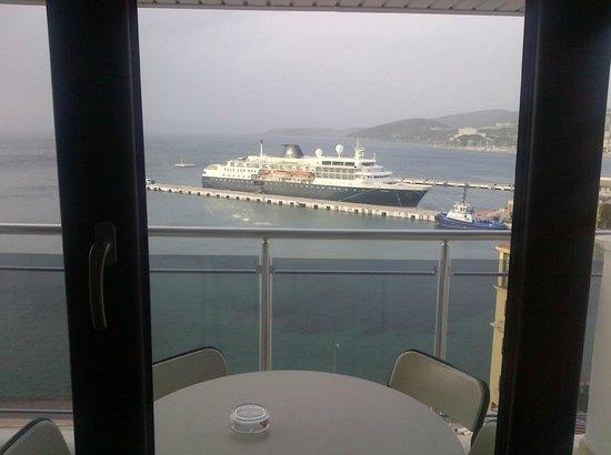Hotel Stella: View