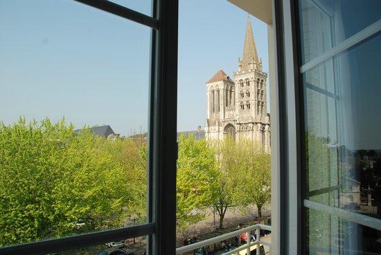 Comfort Hotel Cathédrale Lisieux : view