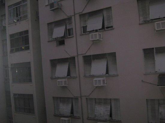 """Augusto""""s Paysandu Hotel: Vista desde la habitación"""
