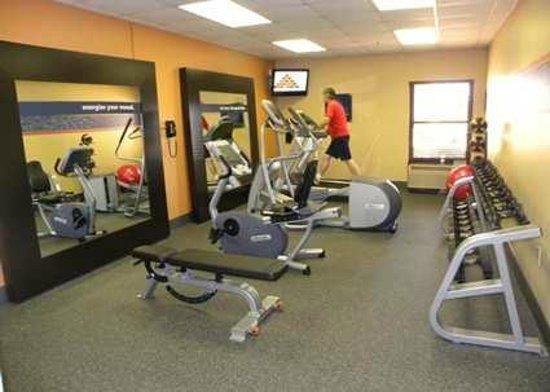 Hampton Inn Tuscaloosa -East : Hampton Inn Tuscaloosa East Hotel Fitness Center