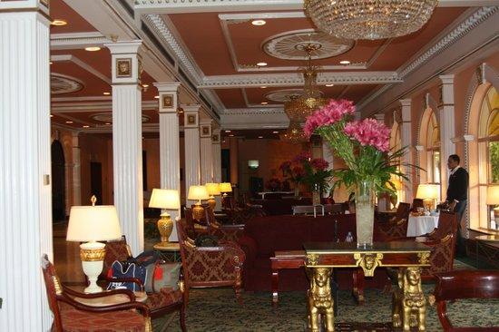 Concorde El Salam Hotel Cairo by Royal Tulip : Lobby