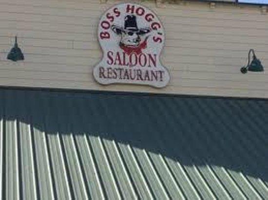 Boss Hogg's Restaurant & Saloon: outside
