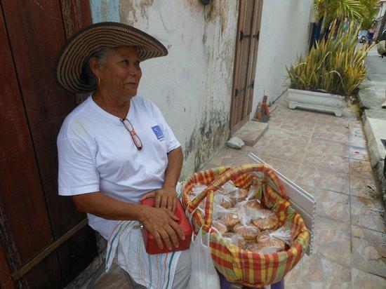 Guadeloupe: Vente de tourments d'amour (délicieux gâteaux)