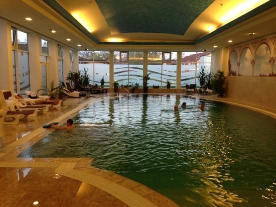 Hilton Sibiu: pool