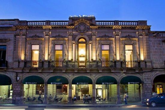 Cantera Diez Hotel Boutique: Magnificente edificio de 1622