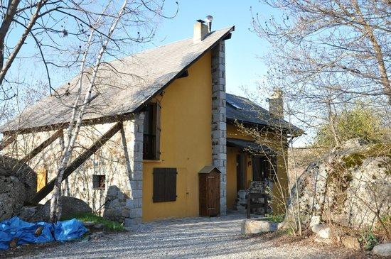 El Balco de Dorres : la maison de  Monica et Lluis