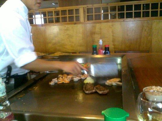Sake Cafe: Really good..