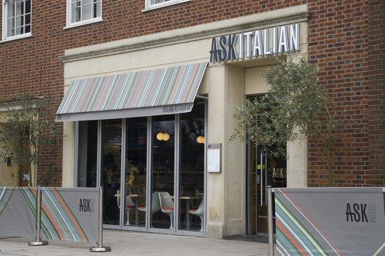 ASK Italian Welwyn Garden City