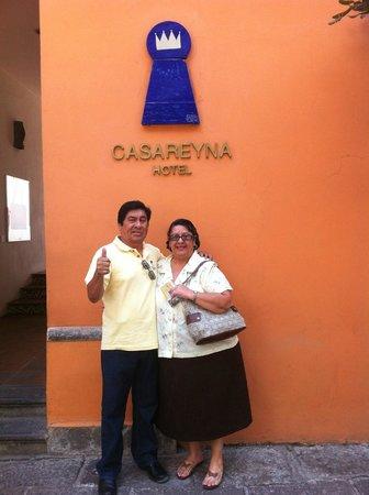 Casareyna Hotel: ¡EXCELENTE!!!!!