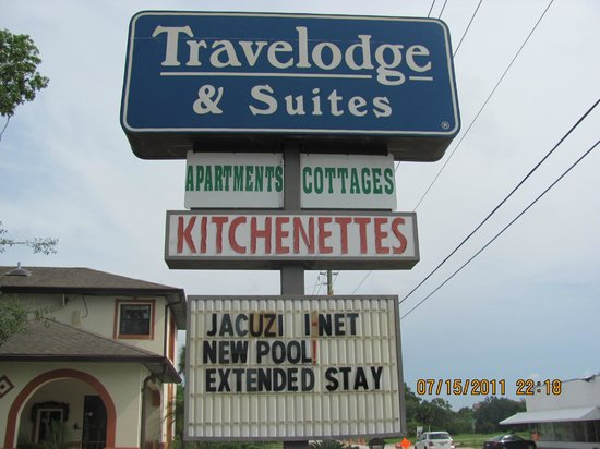 Travelodge Suites St Augustine: Travelodge St. Aug