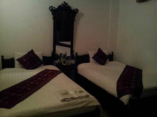 Hanoi Winter Hostel: Bedroom
