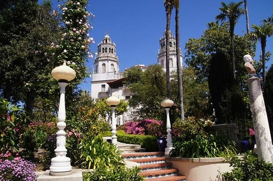 San Simeon, Kalifornia: Outside view