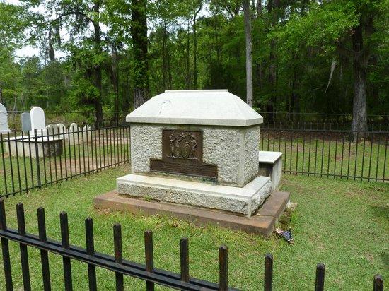 Francis Marion gravesite: Francis Marion Grave
