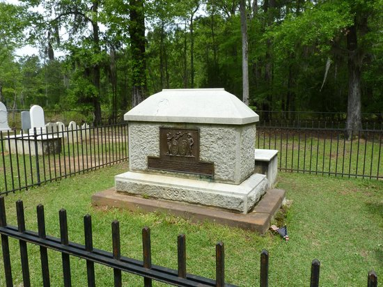 Francis Marion gravesite