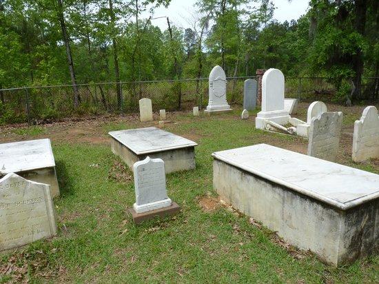 Francis Marion gravesite: Cemetary