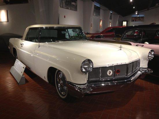Gilmore Car Museum: '57 Mark II