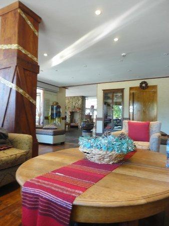 Calafate Parque Hotel: フロント
