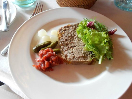Sip Wine Bar: Pate with Sides