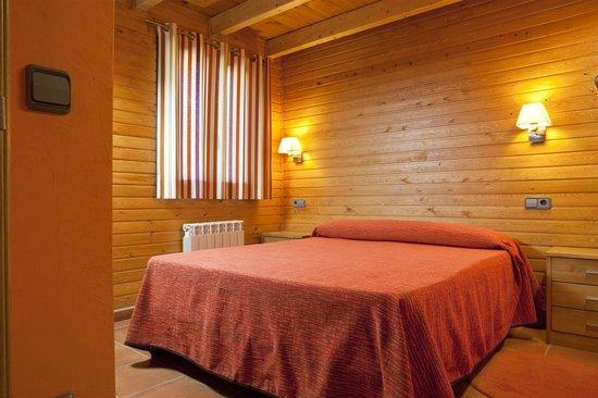 Camping Verneda: Habitación de matrimonio borda suite