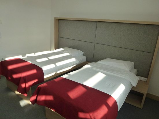 Hotel Rebro: Nice modern decor