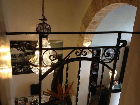 Hotel Ucciardhome: Hall