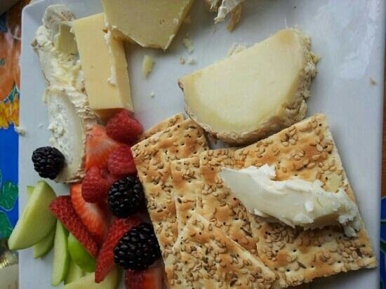 Fromage & Other Fine Foods: cheese plate