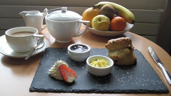 Harbour Hotel Galway: Afternoon Tea at the Harbour Hotel