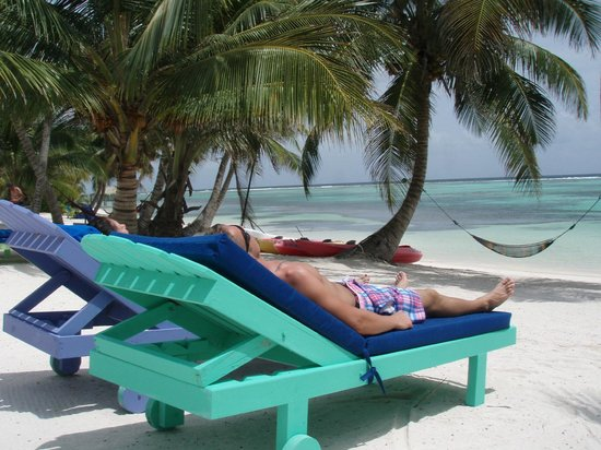 Tranquility Bay Resort: Ahhh some R&R...