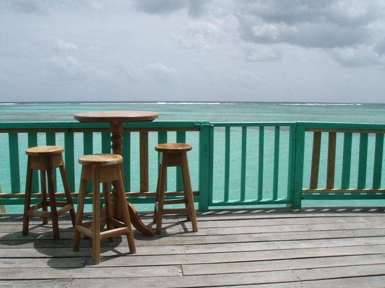 Tranquility Bay Resort : View from the restaurant