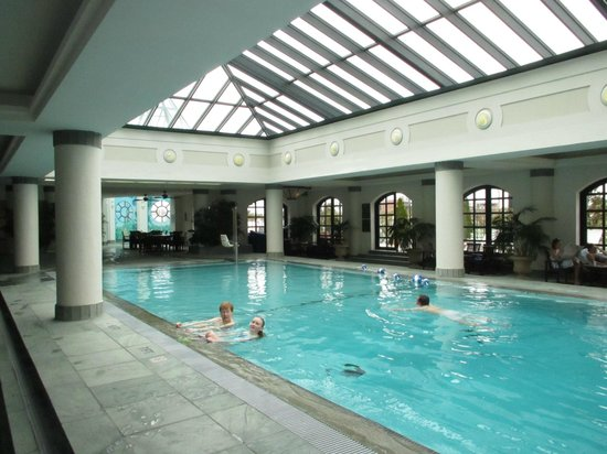 Belmond Charleston Place: Pool for afternoon swim