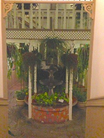 Hotel Grano de Oro San Jose: One Area in the Courtyard Garden