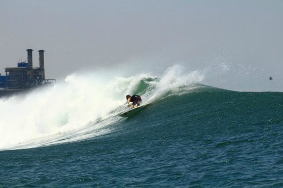 Surf Tours Nicaragua: Freight trains