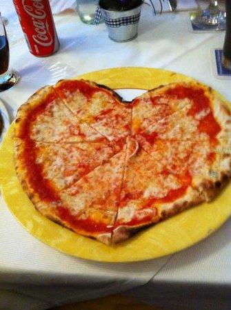 Pizzeria Winkler: pizza cuore