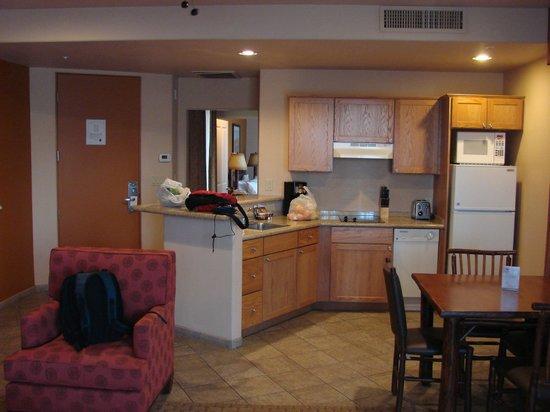 بيل روك إن باي دياموند ريزورتس: Kitchen area